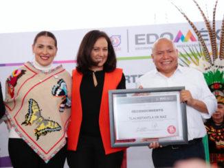 Es un reconocimiento a nuestros artesanos, quienes dan vida y hacen sobresalir la identidad de nuestro Estado: Raciel Pérez