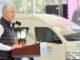 Afirma Gobernador mexiquense que gracias a la estrategia de seguridad en el transporte público, como el uso de tecnología de seguridad, operativos o regularización de concesiones, se redujo robo en transporte público en las últimas cinco semanas