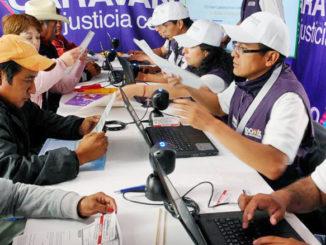 Destaca Gobernador Alfredo Del Mazo que se dará asesoría legal, jurídica y psicológica, y los mexiquenses podrán obtener documentación oficial como actas de nacimiento, matrimonio, testamentos, entre otros