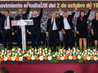 """""""Después de 51 años se sigue recordando como un hecho que marcó la historia de México"""""""