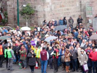 Es importante crear conciencia sobre cómo actuar en caso de un movimiento telúrico: Jaime Sánchez Vargas