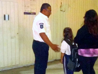 A petición del Director de la escuela primaria Juana de Asbaje de la colonia Lomas de Tepeolulco