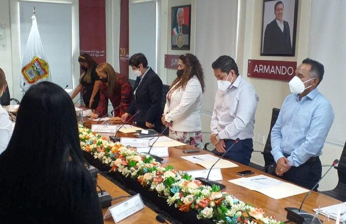 De avalarse, desaparecerán 18 comisiones, quedando vigentes las que están bajo la responsabilidad directa de los alcaldes y síndicos.