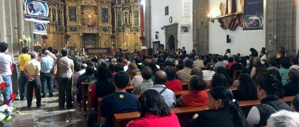 Asimismo el 12 de diciembre se llevará por medios electrónicos, una misa, para lograr una mayor participación de la comunidad.