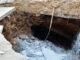 Autoridades municipales tienen vigente el programa de relleno de minas y se han sellado cavernas, pero el problema puede regresar por las inundaciones.